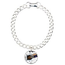 Puck Pulmonary Hypertension Charm Bracelet, One Ch