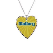 Mallory Sunburst Necklace