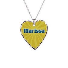 Marissa Sunburst Necklace