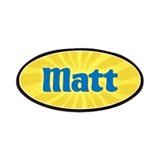 Matt Patches