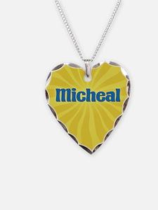 Micheal Sunburst Necklace