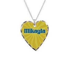 Mikayla Sunburst Necklace