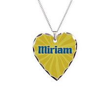 Miriam Sunburst Necklace