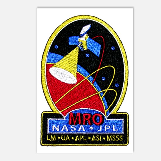 Mars Reconnaissance Orbiter Postcards (Package of