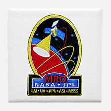 Mars Reconnaissance Orbiter Tile Coaster