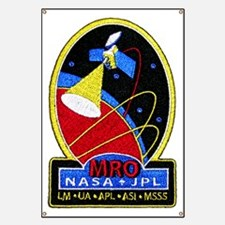 Mars Reconnaissance Orbiter Banner