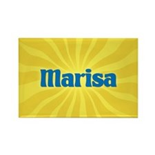 Marisa Sunburst Rectangle Magnet