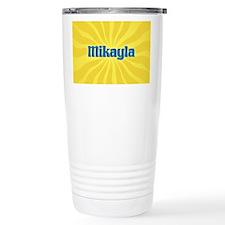 Mikayla Sunburst Travel Mug