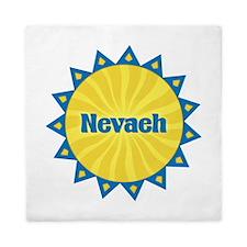Nevaeh Sunburst Queen Duvet