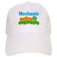 Mechanic Extraordinaire Baseball Cap