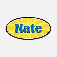 Nate Sunburst Patch