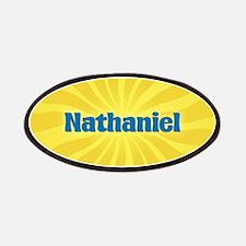 Nathaniel Sunburst Patch