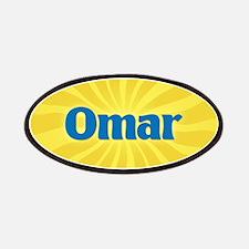 Omar Sunburst Patch