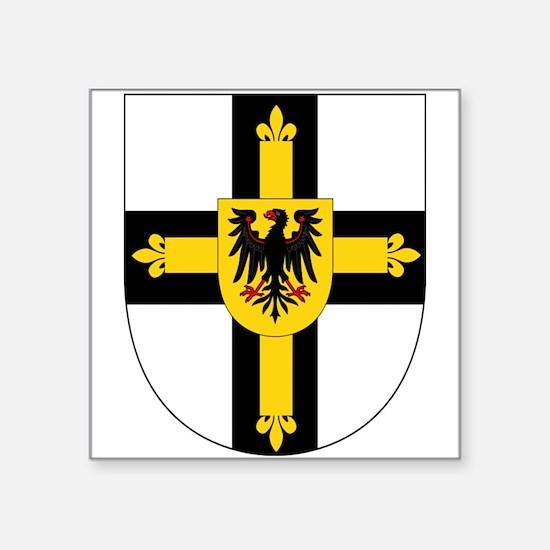 Teutonic Knights Sticker
