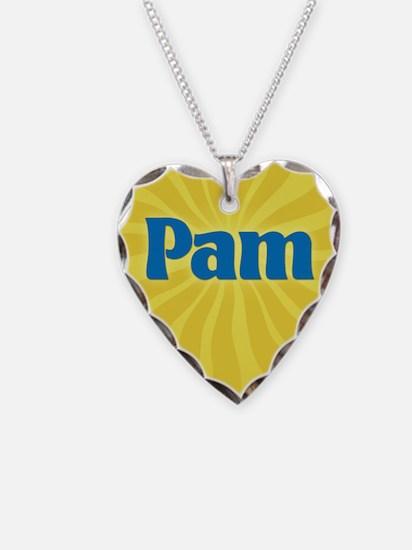 Pam Sunburst Necklace