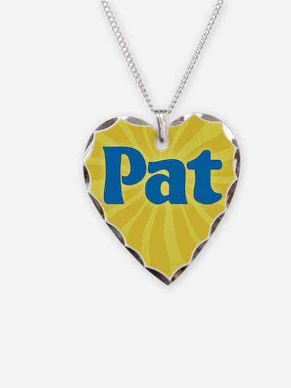 Pat Sunburst Necklace