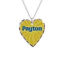 Payton Sunburst Necklace