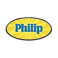 Philip Sunburst Patch