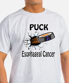 Puck Esophageal Cancer T-Shirt