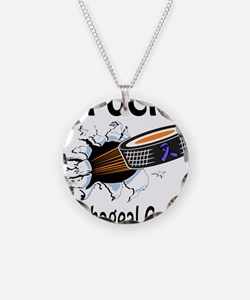 Puck Esophageal Cancer Necklace