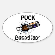 Puck Esophageal Cancer Decal