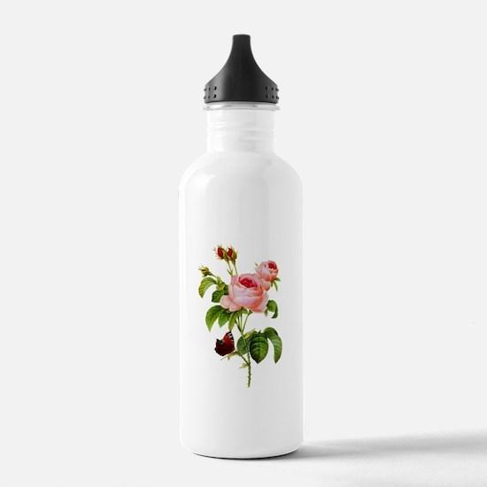 Pierre-Joseph Redoute Rose Water Bottle