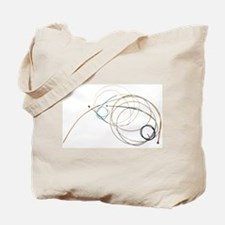 Cello Strings Tote Bag
