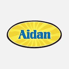 Aidan Sunburst Patch