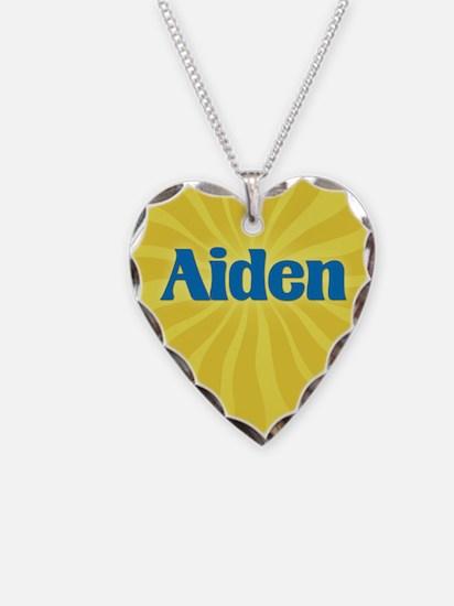 Aiden Sunburst Necklace