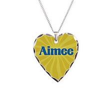 Aimee Sunburst Necklace