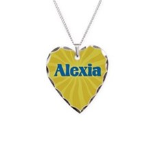 Alexia Sunburst Necklace