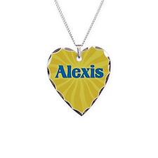 Alexis Sunburst Necklace