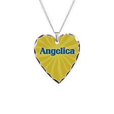 Angelica Sunburst Necklace