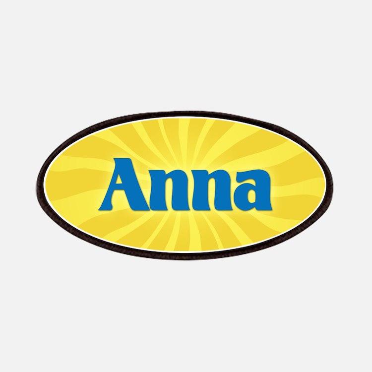 Anna Sunburst Patch