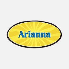 Arianna Sunburst Patch