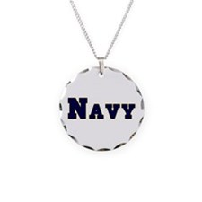 Navy.png Necklace