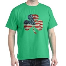 Irish-American Green T-Shirt