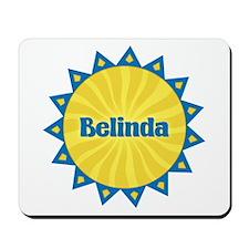 Belinda Sunburst Mousepad