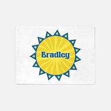 Bradley Sunburst 5'x7' Area Rug