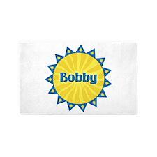 Bobby Sunburst 3'x 5' Area Rug