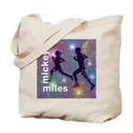 Mickey Miles Logo Tote Bag