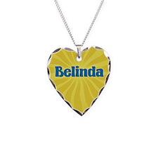 Belinda Sunburst Necklace