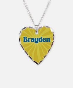 Brayden Sunburst Necklace