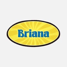 Briana Sunburst Patch
