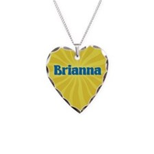 Brianna Sunburst Necklace