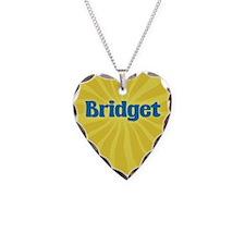 Bridget Sunburst Necklace