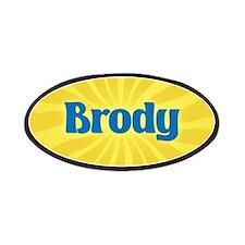 Brody Sunburst Patch