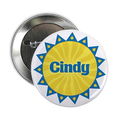Cindy Sunburst Button