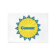 Connor Sunburst 5'x7' Area Rug
