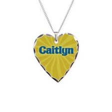 Caitlyn Sunburst Necklace